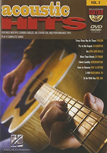 Guitar Play Along: Acoustic Hits, Vol. 3