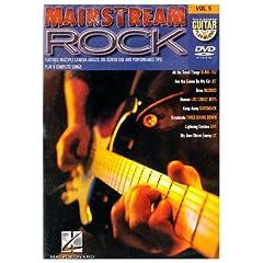 Guitar Play Along: Mainstream Rock, Vol. 5