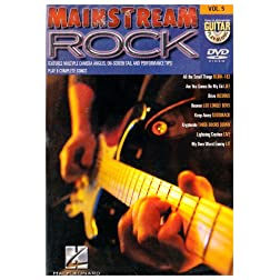 Guitar Play Along: Mainstream Rock, Vol. 5