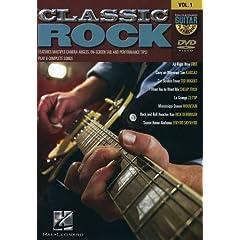 Guitar Play Along: Classic Rock, Vol. 1