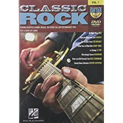 Guitar Play Along: Classic Rock, Vol. 1