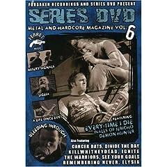 Series DVD: Metal and Hardcore, Vol. 6