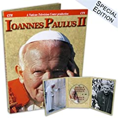 The Vatican Television Center Presents - POPE JOHN PAUL II: His Life His Pontificate - Special De Luxe Collector's Edition