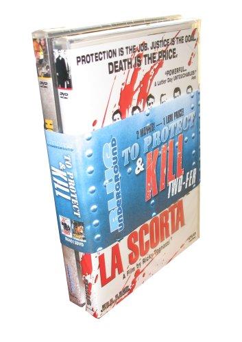 To Protect and Kill Two-Fer: La Scorta & How to Kill a Judge