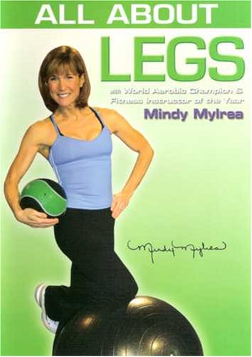 Mindy Mylrea: All About Legs