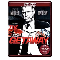 The Getaway (1972) [HD DVD]