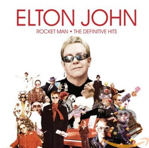 Elton John - Rocket Man-the Definitive Hits - Zortam Music