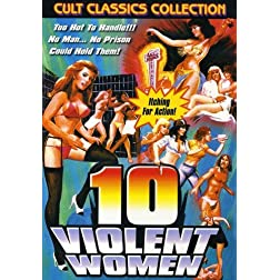 10 Violent Women