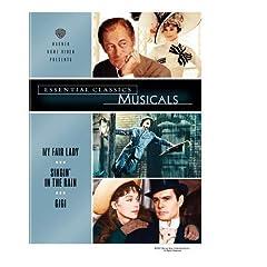 Essential Classics - Musicals (My Fair Lady / Singin' in the Rain / Gigi)