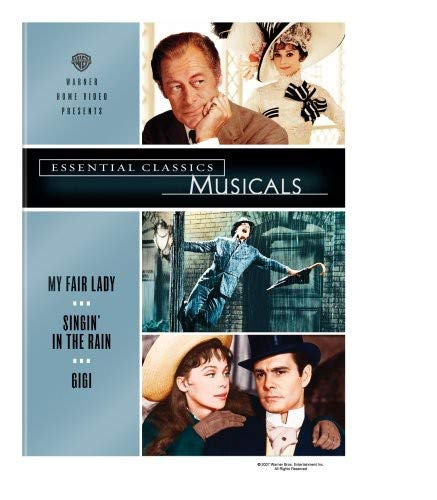 Essential Classics - Musicals (My Fair Lady / Singin' in the Rain / Gigi)