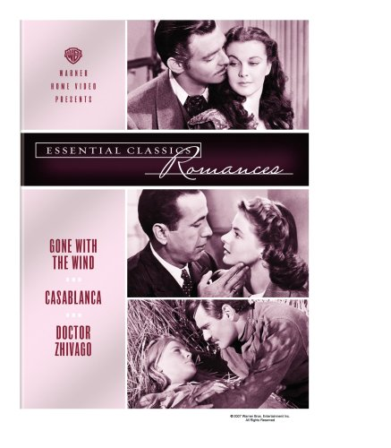 Essential Classics - Romances (Gone with the Wind / Casablanca / Doctor Zhivago)