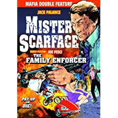 Crime Boss Double Feature: Mr. Scarface (1976) / Family Enforcer (1976)