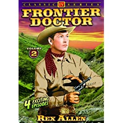 Frontier Doctor, Volume 2