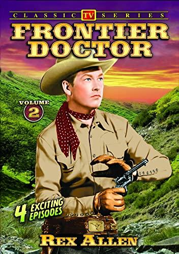 Frontier Doctor, Volume 2