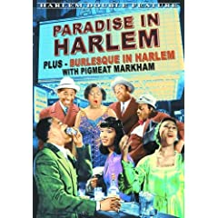 Harlem Double Feature: Paradise in Harlem (1940) / Burlesque in Harlem (1949)