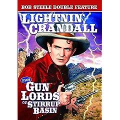 Lightnin' Crandall (1937) / Gun Lords of Stirrup Basin (1937)