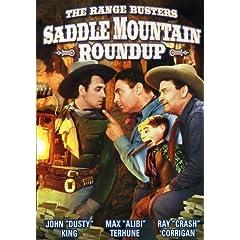 Range Busters: Saddle Mountain Round-Up