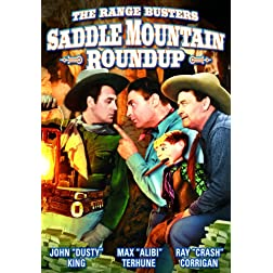 Range Busters: Saddle Mountain Round-Up