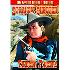 Straight Shooter (1939) / Trigger Fingers (1939)