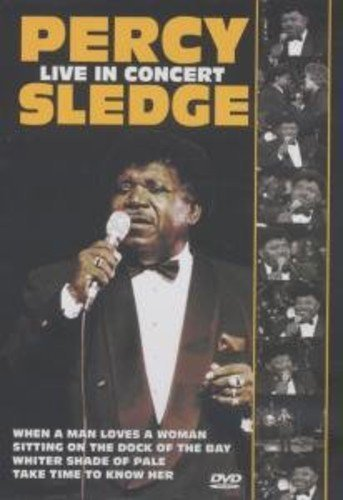 Percy Sledge/Live in C