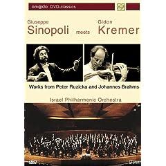 Brahms: Concerto for Violin, Cello & Orchestra