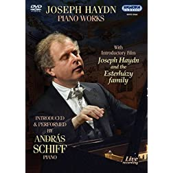 Haydn: Piano Works [DVD Video]