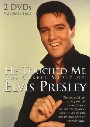 He Touched Me (Vol. 1-2) (Jewel Case)