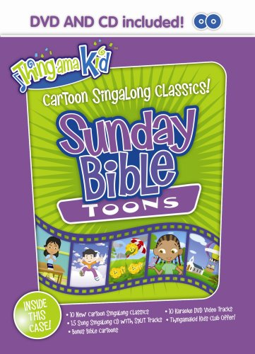 Sunday Bible Toons
