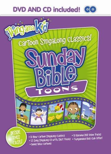 Sunday Bible Toons