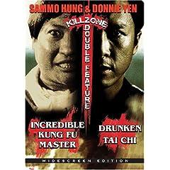 Killzone Double Feature: Incredible Kung Fu Master/Drunken Tai Chi