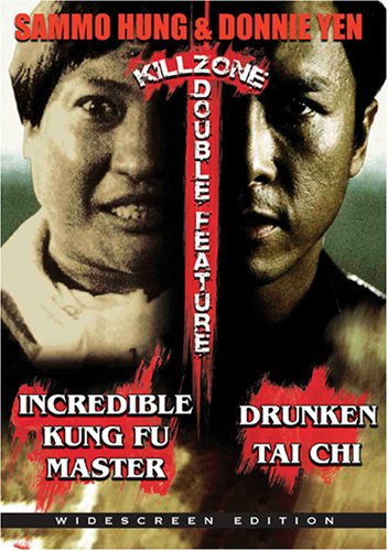 Killzone Double Feature: Incredible Kung Fu Master/Drunken Tai Chi