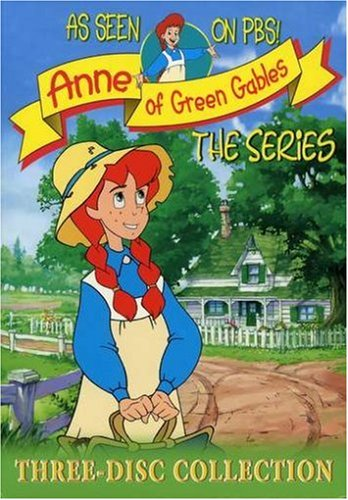 Anne the Animated Series, Vol. 1-3