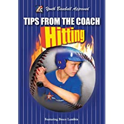 Tips From The Coach-Hitting