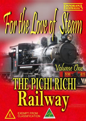 The Pichi Richi Railway