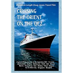 Cruising The Orient On The QE2
