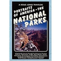 Doug Jones Portraits of America - The National Parks