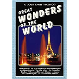 Doug Jones Travelog Great Wonders of the World