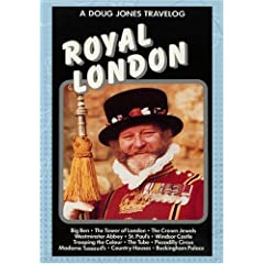 Doug Jones Travelog Royal London