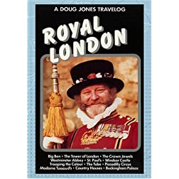 Doug Jones Travelog Royal London