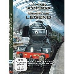 Flying Scotsman-Running The Legend PAL