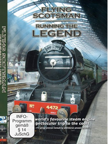 Flying Scotsman-Running The Legend PAL