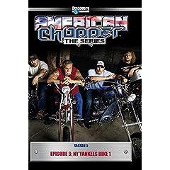 American Chopper Season 5 - Episode 56: NY Yankees Bike 1