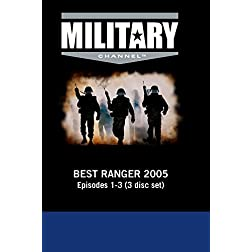 Best Ranger 2005: Episodes 1-3 (3 disc set)