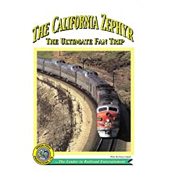 The California Zephyr - The ultimate fan trip