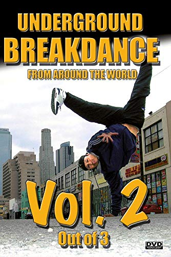 Underground BreakDance DVD Vol. 2