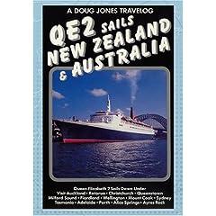 A Doug Jones Travelog QE2 Sails New Zealand & Australia