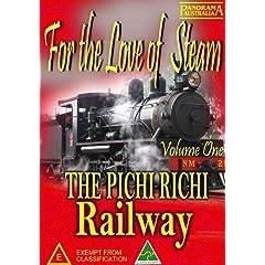 The Pichi Richi Railway PAL