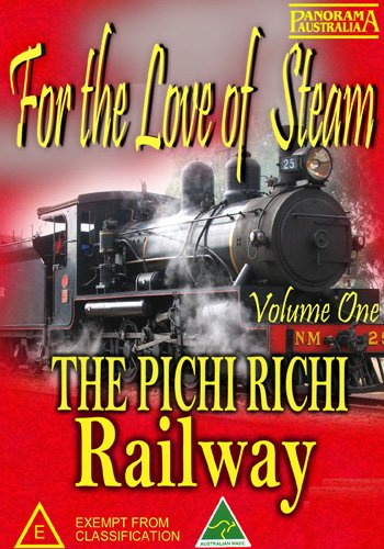 The Pichi Richi Railway PAL