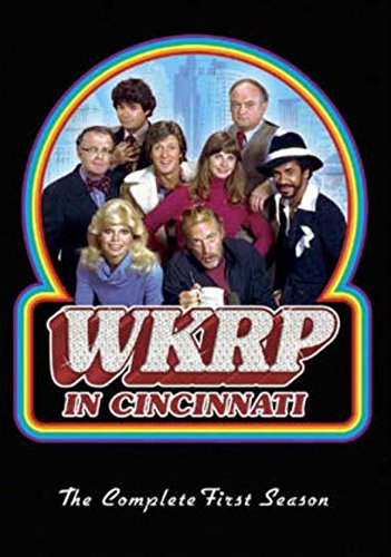 WKRP in Cincinnati: The Complete First Season (3 Discs)