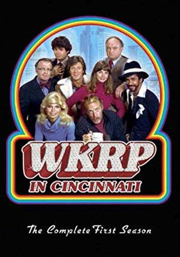 WKRP in Cincinnati: The Complete First Season (3 Discs)